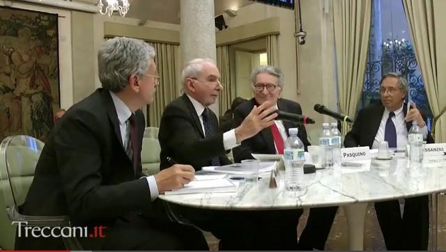 D'Alema Amato pasquino Bassanino
