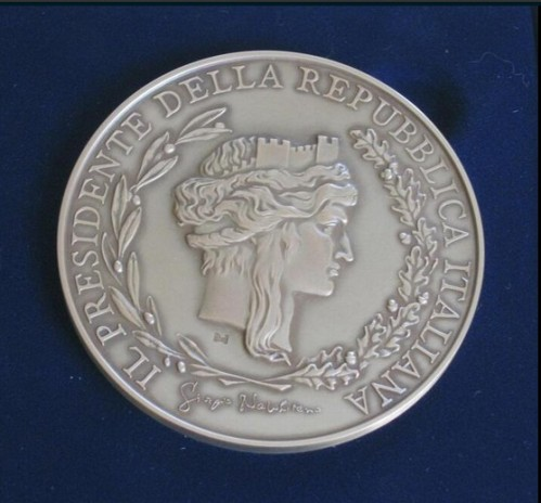 Medaglia Premio di Rappresentanza