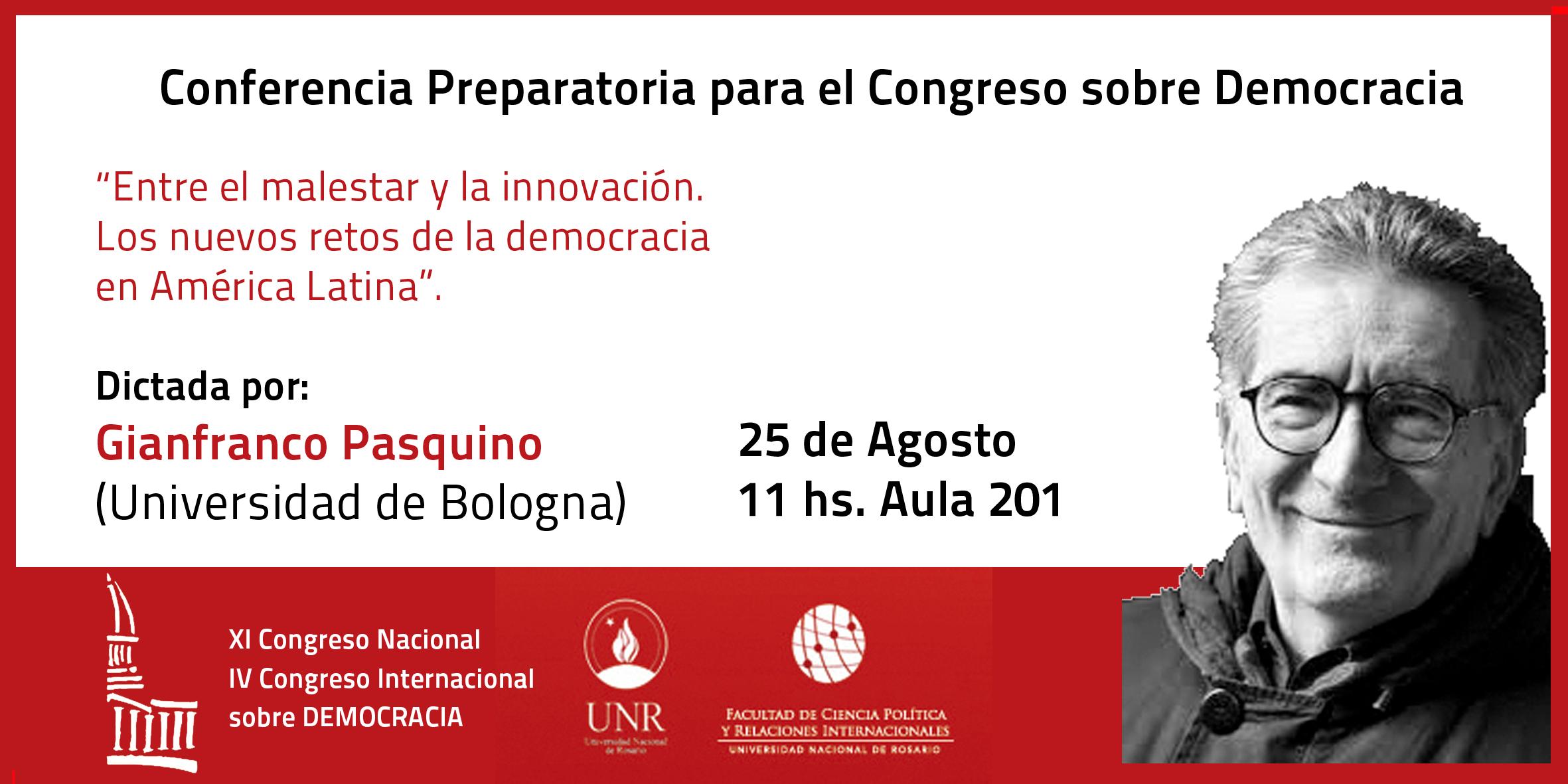 Entre el malestar y la innovación. Los nuevos retos de la democracia en América Latina