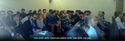 pubblico Sala della Vaccara