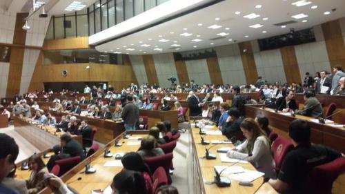 Assuncion Sala Bicameral del Congreso Nacional 2015 2