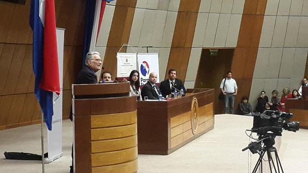 Assuncion Sala Bicameral del Congreso Nacional 2015