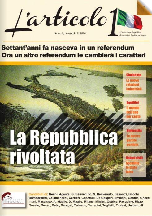 articolo 1 copertina