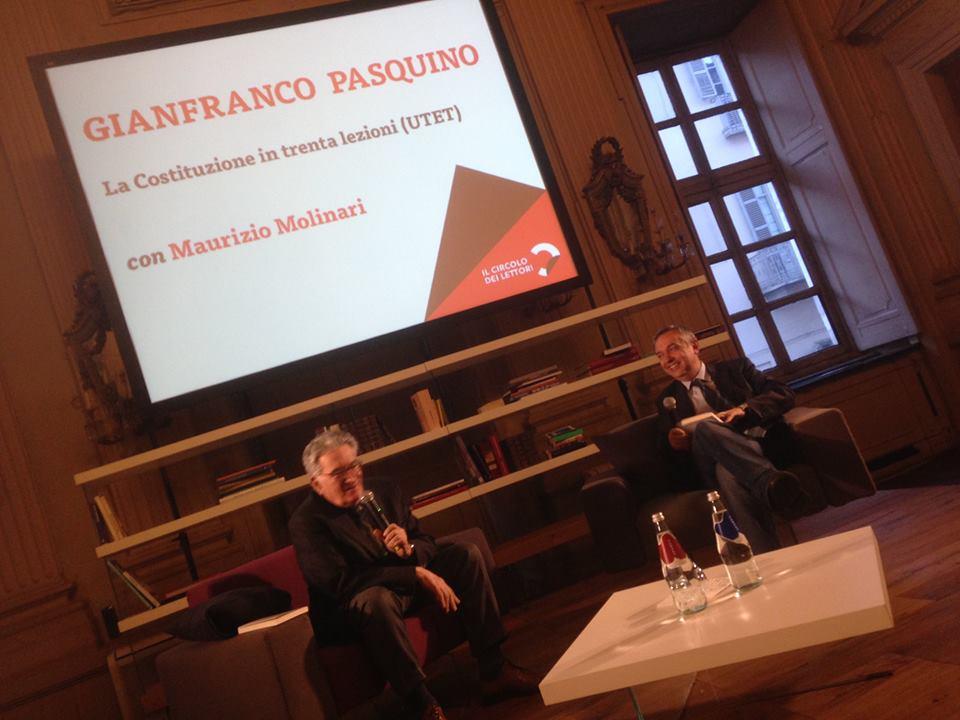 con Maurizio Molinari Torino 5 marzo 2016 2