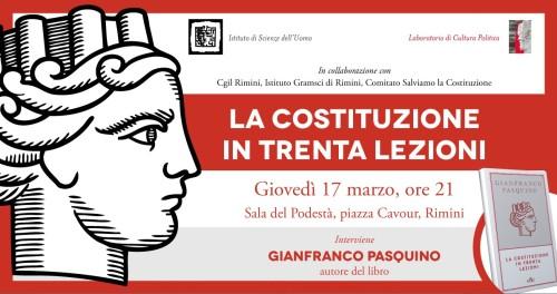 Rimini 17 marzo h 21