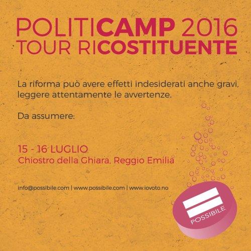 politcamp